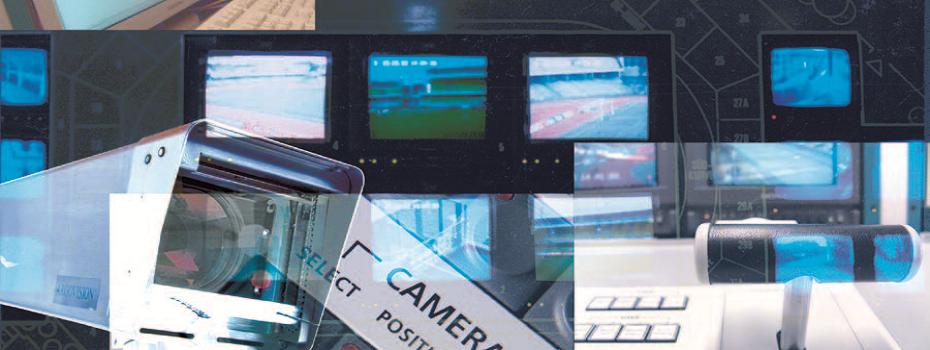 konventionelle Videoüberwachung