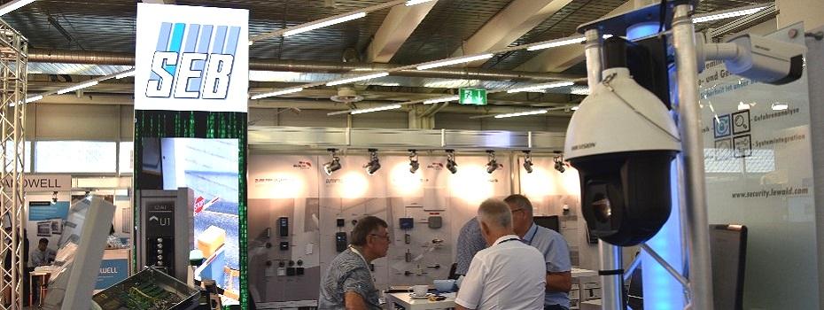 SicherheitsExpo 2019 в Мюнхене